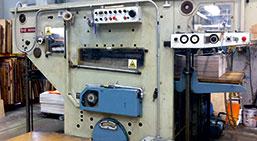 Troqueladora automática